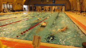 EARLY Coached Swim @ Littlehampton Pool | United Kingdom