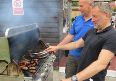 Club Lido Evening Race & Barbecue -10th June