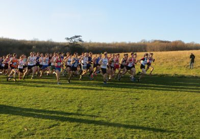 Sussex Brooks Cross Country League 3 Stanmer Park