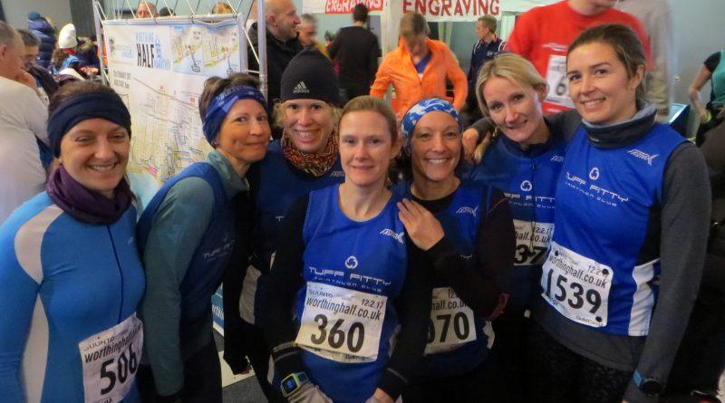 Worthing Half Marathon 12th February