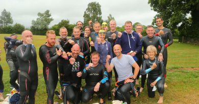 Ironman Swim (River Arun)