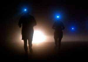 Monday Evening (headtorch) Run @ The Fox Pub,