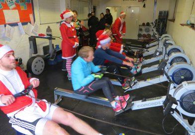 Row Row Row, Merry Christmas