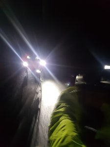 Tuff Christmas Night Ride @ The World's End, Patching Arundel Road, Patching,