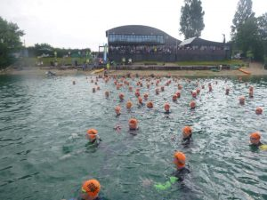 Tribal's end of season open water swim @ Westhampnett Lake | Westhampnett | England | United Kingdom