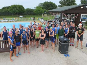 Tuff Fitty Lido Aquathlon @ Arundel Lido