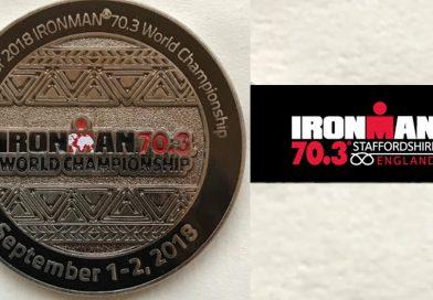 Ironman 70.3 Stafford & Cotswold
