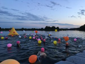 Swim Solstice @ Thorpe Lakes