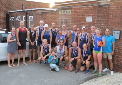 Tuff Fitty Lido Race 3 August 18