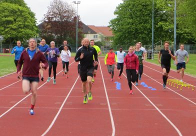 Tuff Fitty Running Track Open Evening 17th October