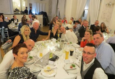 Tuff Fitty Awards Dinner 9th November