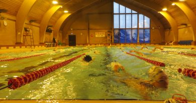 Tuff Fitty Swim Training/Racing