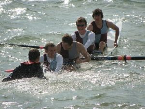 #not2TUFF2talk and Worthing Rowing Club present Row Row Row (and run a bit) @ Worthing Rowing Club