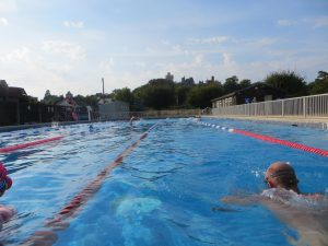 Lido Swim, (Coached) @ Arundel Lido, Queen Street