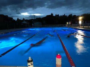 Lido Swim (uncoached) @ Arundel Lido, Queen Street